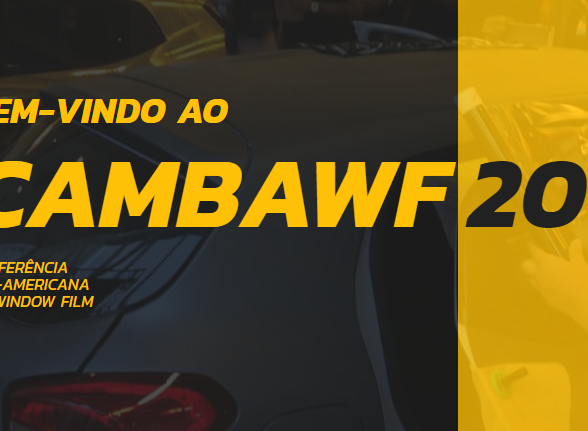 Estaremos no CAMBAWF!